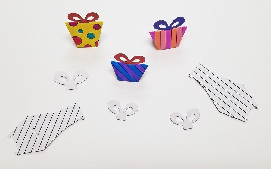 presents christmas craft