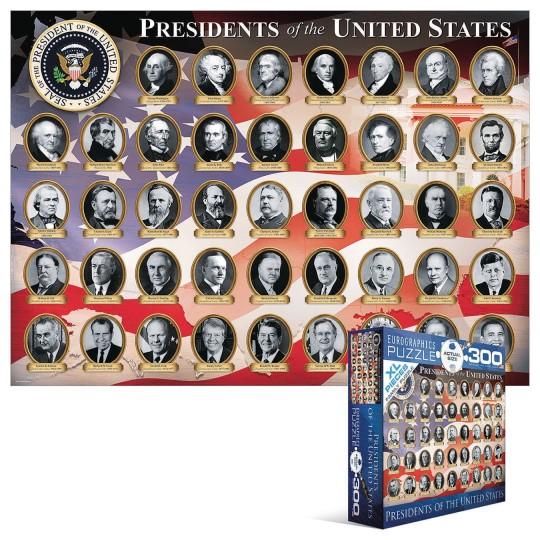 presidents puzzle