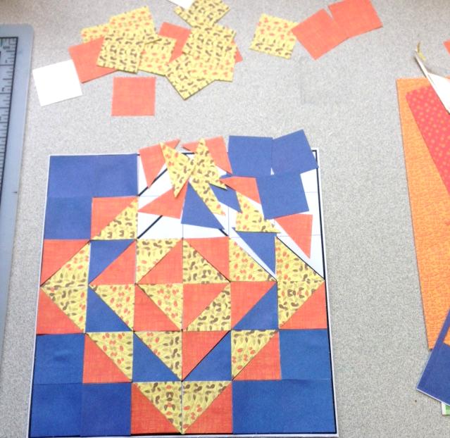 quilt mosaic activity