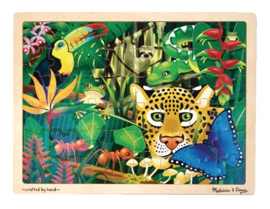 rainforest puzzle