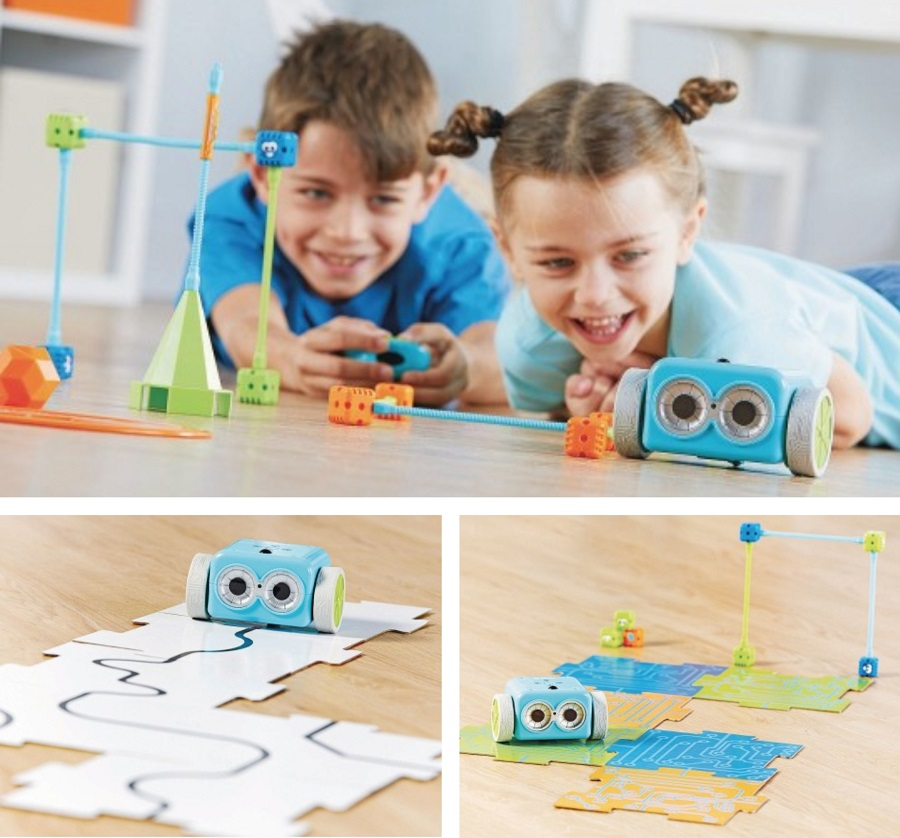 robot coding activity kids