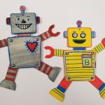 8 Robot Crafts & STEM Activities for Kids