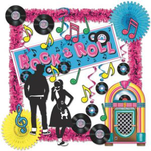 rock and roll sock hop