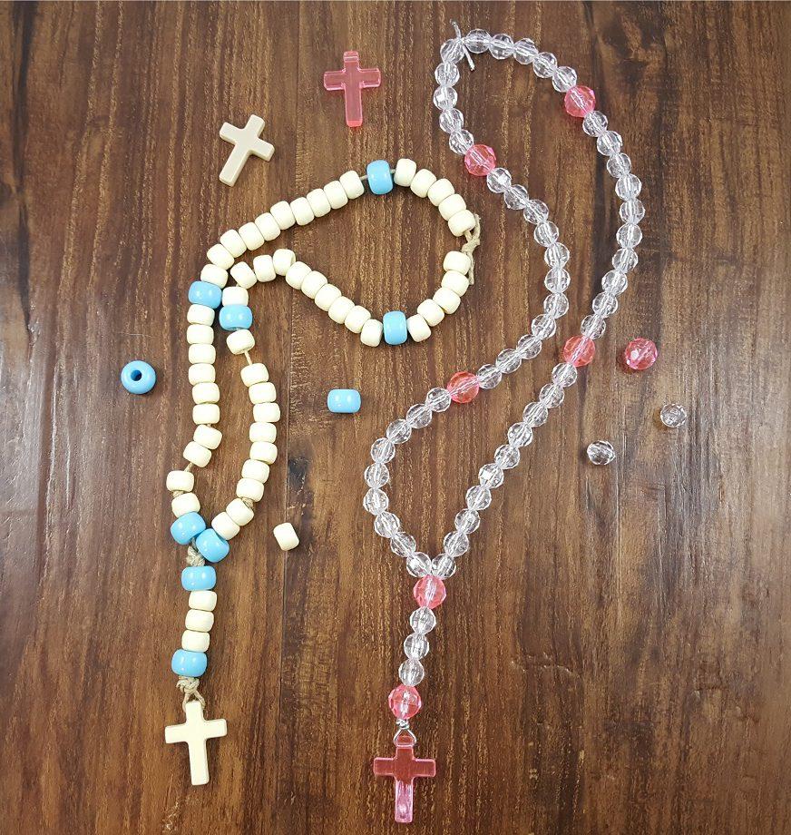 rosary craft religious