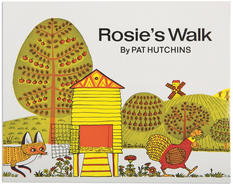 rosie's walk book activity