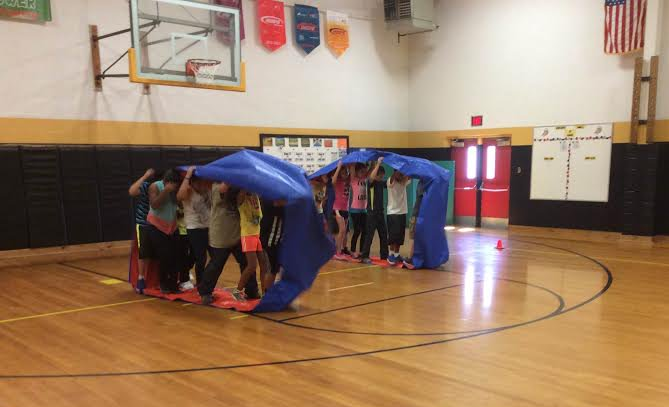 run mat warmup physed