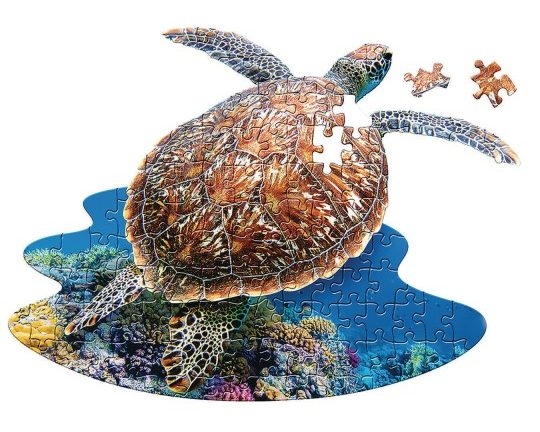 sea turtle jigsaw puzzle