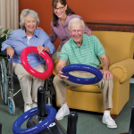 3 Seated Game Ideas to Keep Residents Active