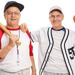 Opening Day Baseball Activities for Senior Residents