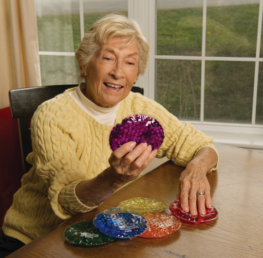 senior fidget activities