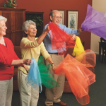 Movement Therapy Activities For Senior Residents