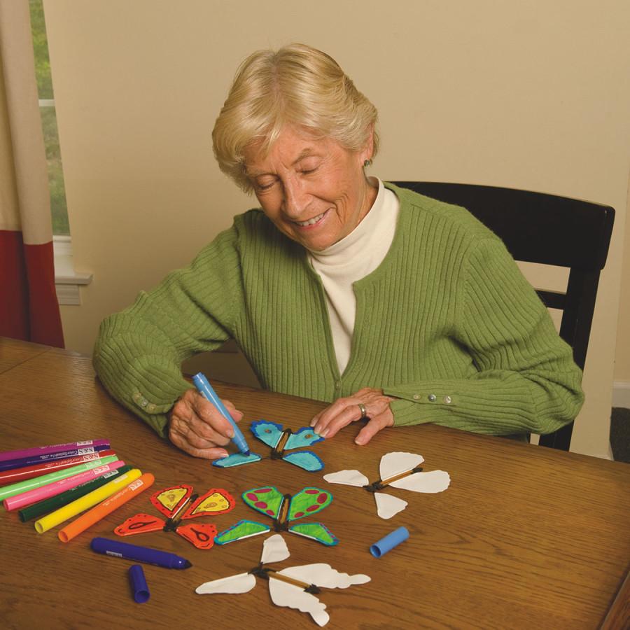 Crafts Fair Ideas for Your Nursing Facility - S&S Blog