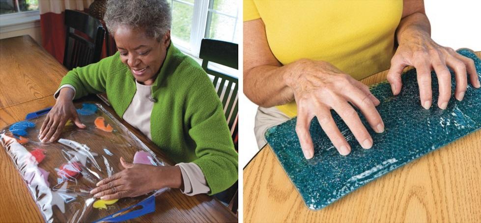 sensory activities senior living