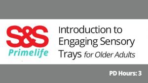 sensory tray online course
