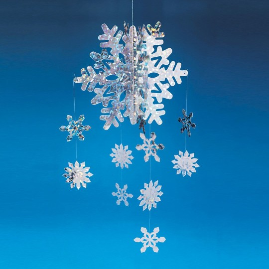 snowflake whirl