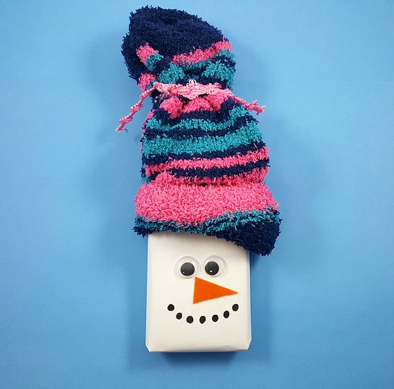 snowman candy gifts