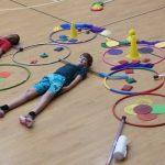 Building A Snowman- Winter PE Activity