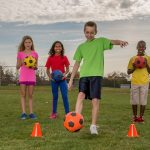 5 Game Ideas for a Social Distance Activity Program