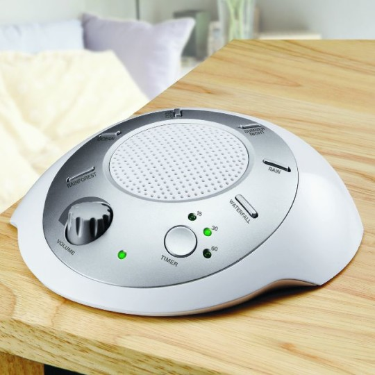 sound system for sleeping and sensory