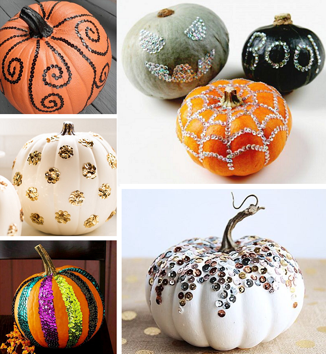 10 DIY No Carve Pumpkin Decorating Ideas for Fall - S&S Blog
