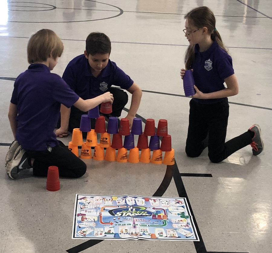 speed stacking skillastics