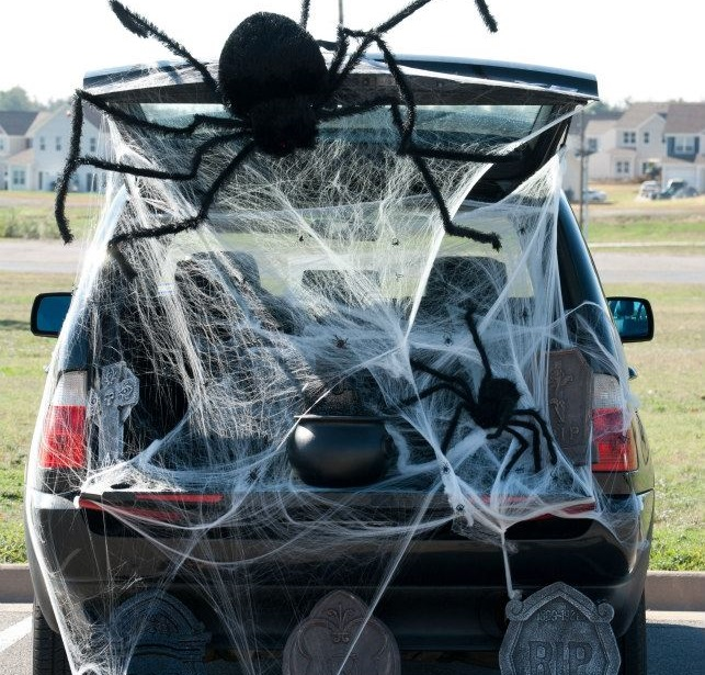 Diy Trunk Or Treat Ideas For Halloween S S Blog