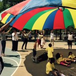Parachute Play – Teaching Social Connections & Engagement