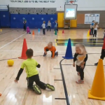 Strikerball Activity for Physical Education