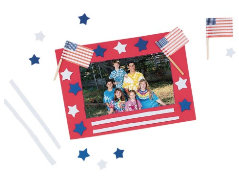 summer camp patriotic