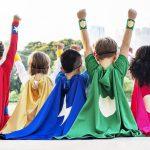 Superhero Theme for Bullying Prevention Month