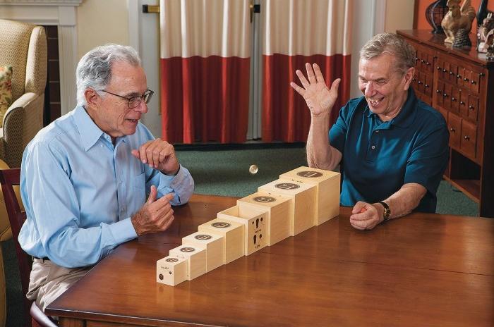 table games senior living