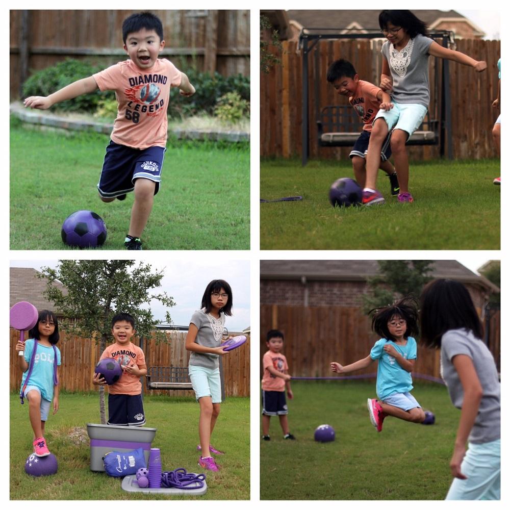 family fitness PE