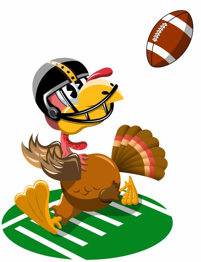 turkey football