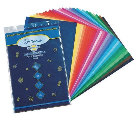 tissue paper senior living