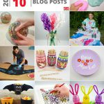 Top 10 DIY Craft Blog Posts from 2017