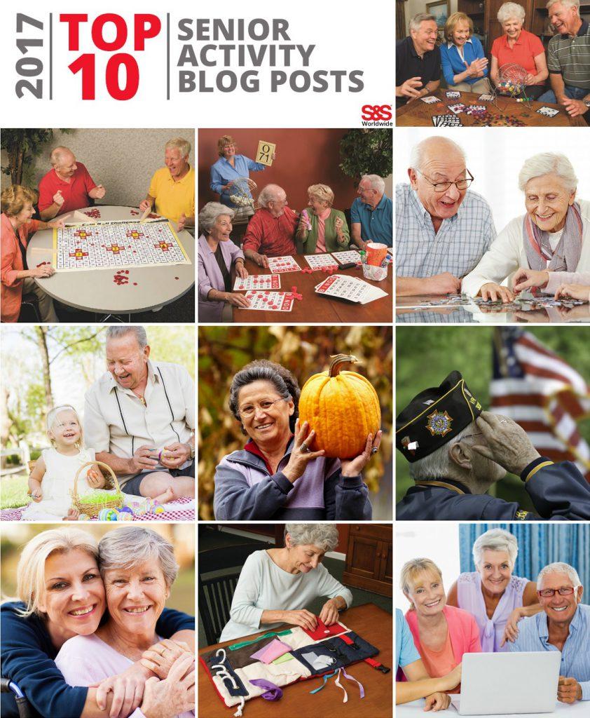 top 10 senior activities