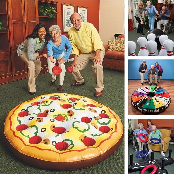 toss games senior living