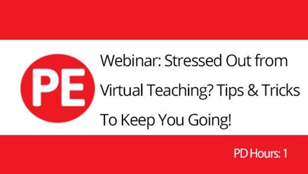 virtual teaching PD course