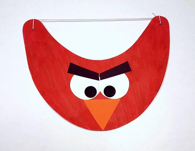 visor angry bird