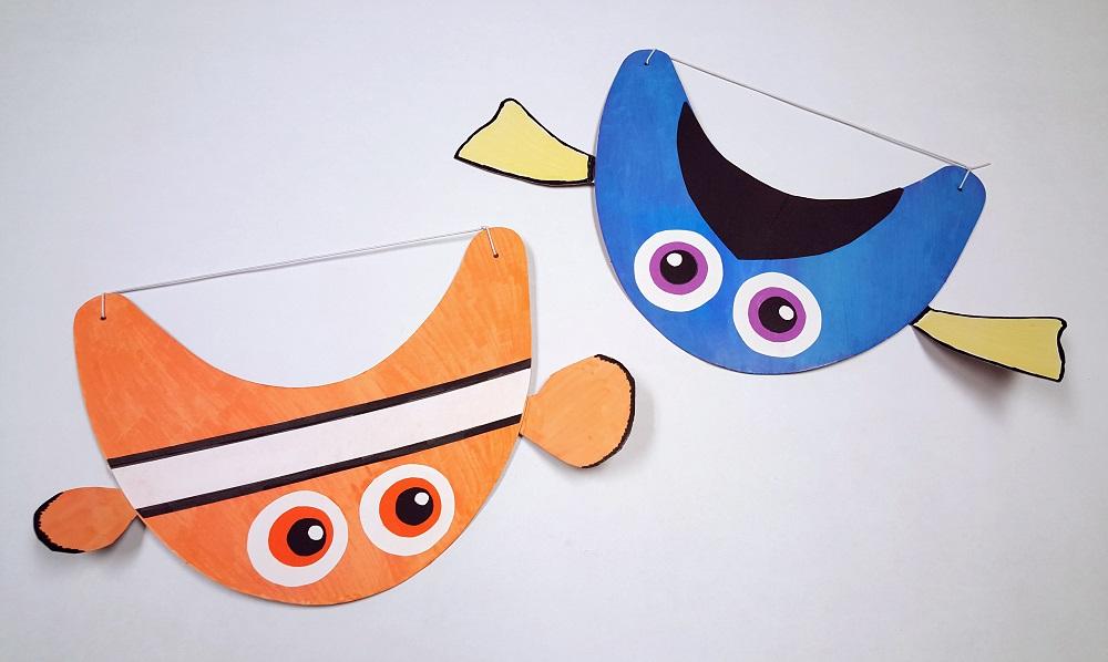 visor craft for kids