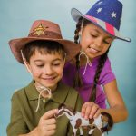 Western & Country Themed Activity Ideas For Kids