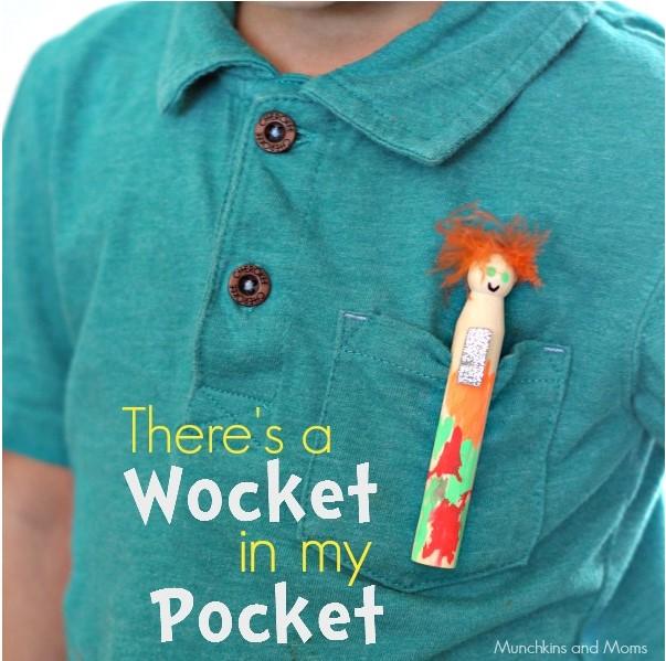 wocket in pocket craft