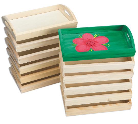 wood tray craft