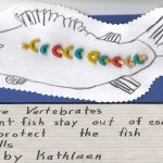 Macaroni & Corn Kernel Art For Learning Punctuation