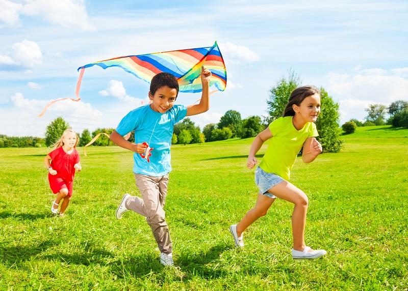 youth program kite