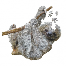 zoo animal sloth puzzle
